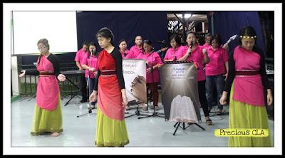 Kem Hari Doa Wiranita Baptis 2016 - Berdiri Teguh, Di Tengah Badai