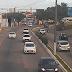 Avenida Felizardo Moura com trânsito bom nos dois sentidos