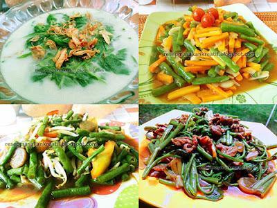 Aneka Masakan Sayur