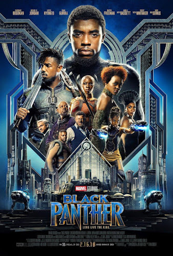Black Panther (BRRip 720p Ingles Subtitulada) (2018)