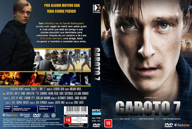 Capa DVD Garoto 7