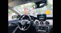 Mercedes CLA 200 2019 đã qua sử dụng nội thất Đen