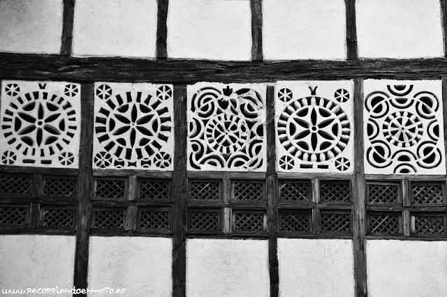 Celosía de Puerta de las Monjas, Mirambel
