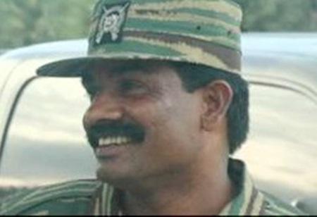 LTTE Senior Commander Col Ramanan