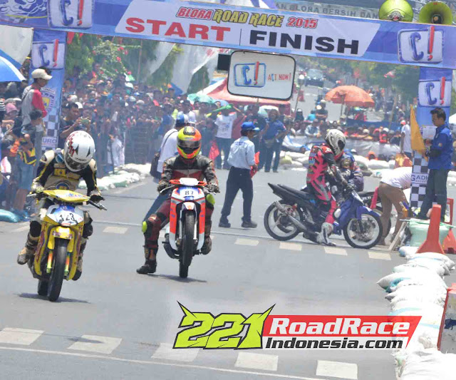 Kumpulan Jadwal Road Race 15 November 2015, Cekidot