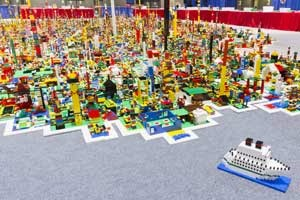 Lego KidsFest Creation Nation