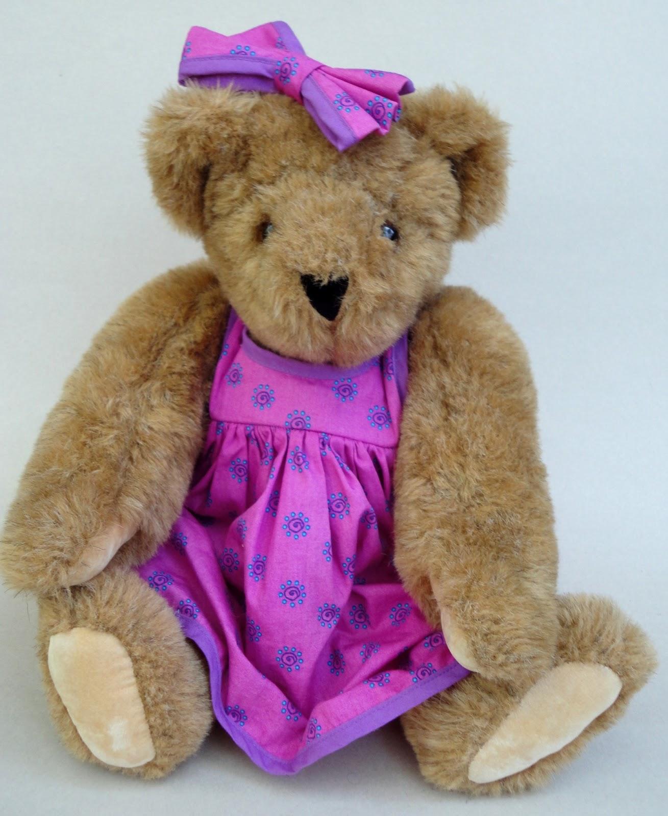 The Vermont Teddy Bear & Victoria's Secret Dogs | Mandicrafts News