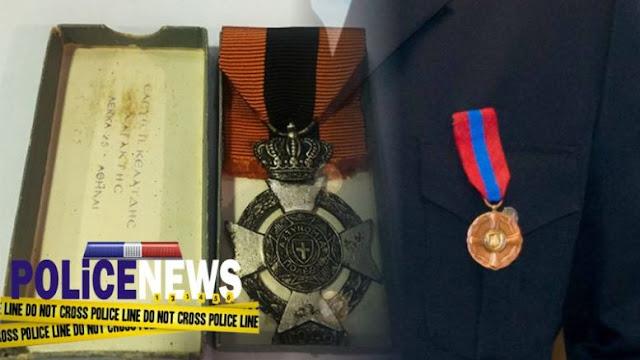 Μετάλλια σε αστυνομικούς που έπιασαν Αλβανό δολοφόνο με χειροβομβίδα που είχε αποφυλακιστεί από τις φυλακές Ναυπλίου