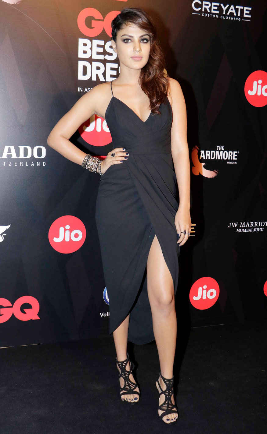 Rhea Chakraborty Attends The GQ Best Dressed Awards Event Gallery
