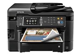 Image Epson WF-3640A Printer Driver