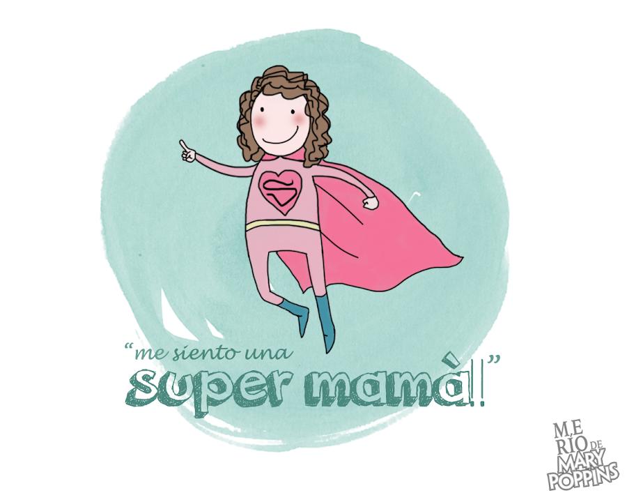 Supermamá