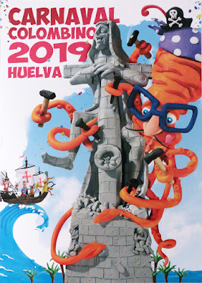 Colombino - Carnaval 2019 - Travesura Carnavalera - Cristóbal Aguiló