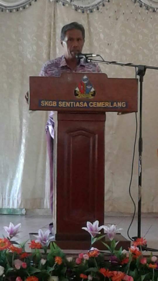 sekolah kebangsaan gong badak mesyuarat agung pibg
