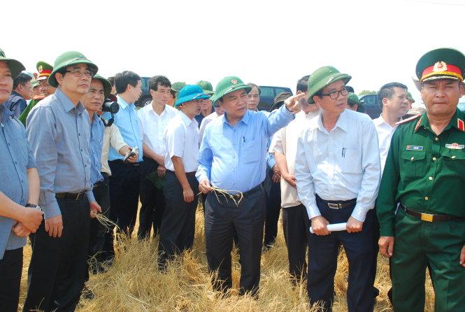 Gia Lai: Phó Thủ tướng đồng ý xây đập 200 tỉ chống hạn