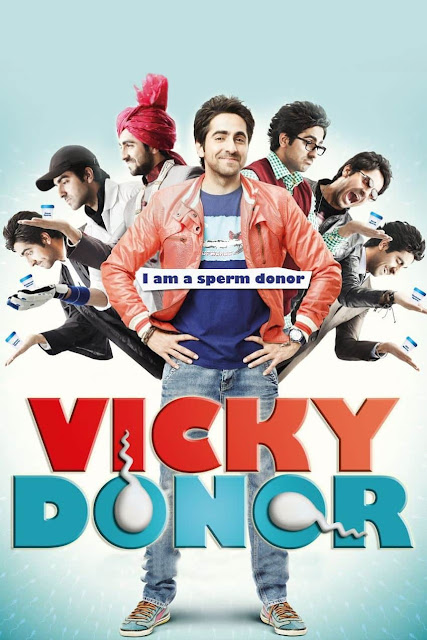 Vicky Donor (2012) ταινιες online seires xrysoi greek subs