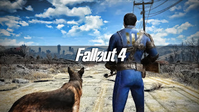 Epic RPG game Fallout 4