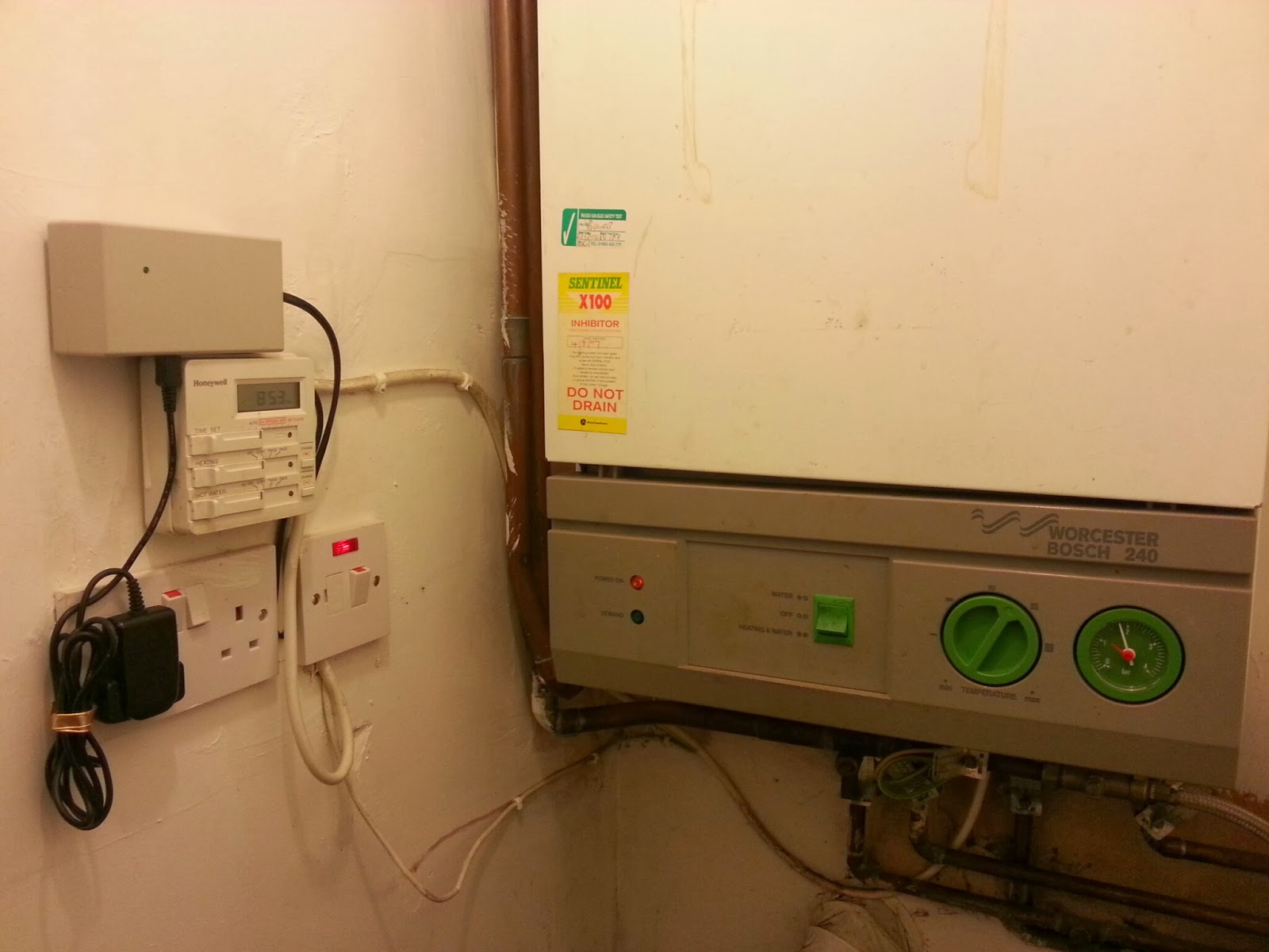 small resolution of gas combi boiler relay control unit top left
