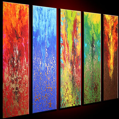 cool wallpapers: Abstract painting