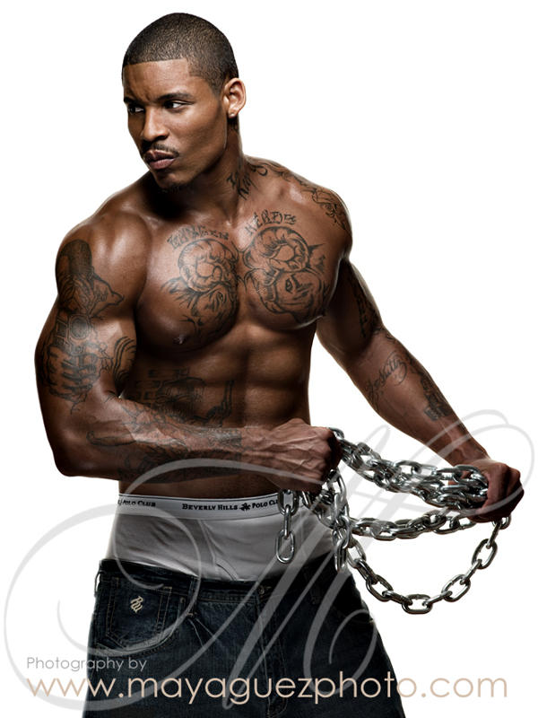 HOT BLACK MEN: J-Hustle