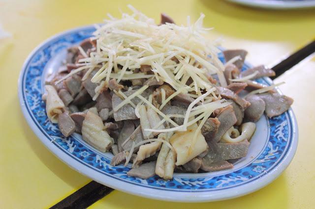 雲林北港福安鴨肉飯
