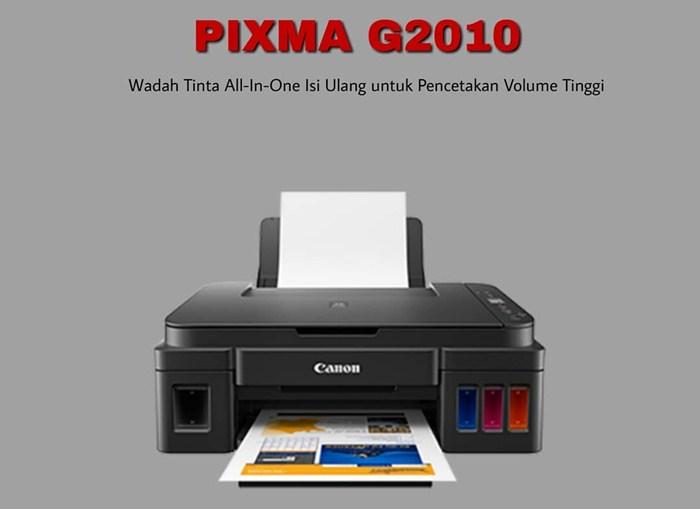 Canon PIXMA G2010 - IG