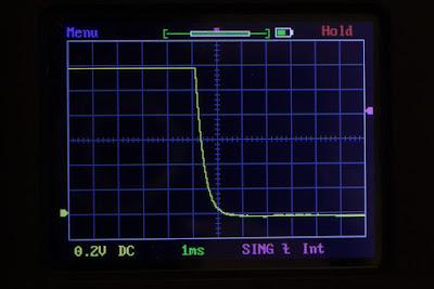 Olight S2R BatonII Wyłączanie latarki to zwłoka 1 milisekundy