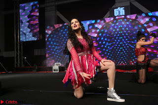 Sunny Leone Dancing on stage At Rogue Movie Audio Music Launch ~  216.JPG