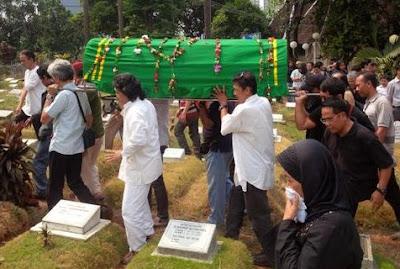 Inilah Hukum-Nya Wanita Mengantarkan Jenazah Ke Pemakaman