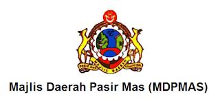 Majlis Daerah Pasir Mas (MDPMas)