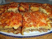 Πουρές φούρνου με κιμά - by https://syntages-faghtwn.blogspot.gr
