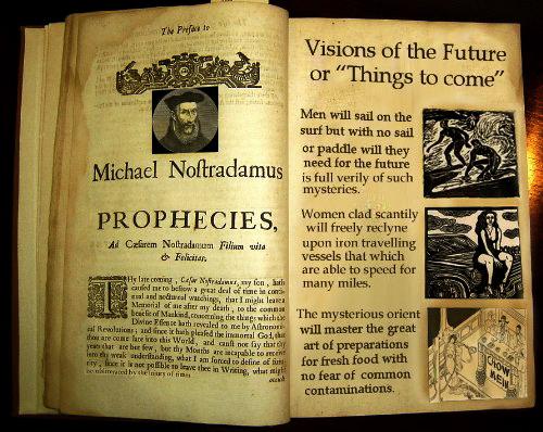 Nostradamus Book Pdf