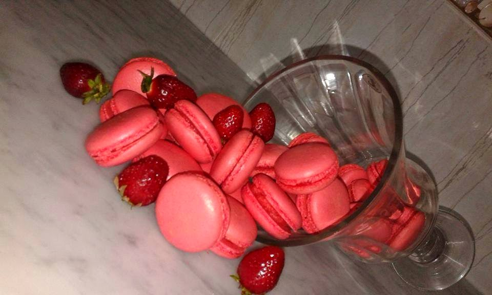 Recette des macarons