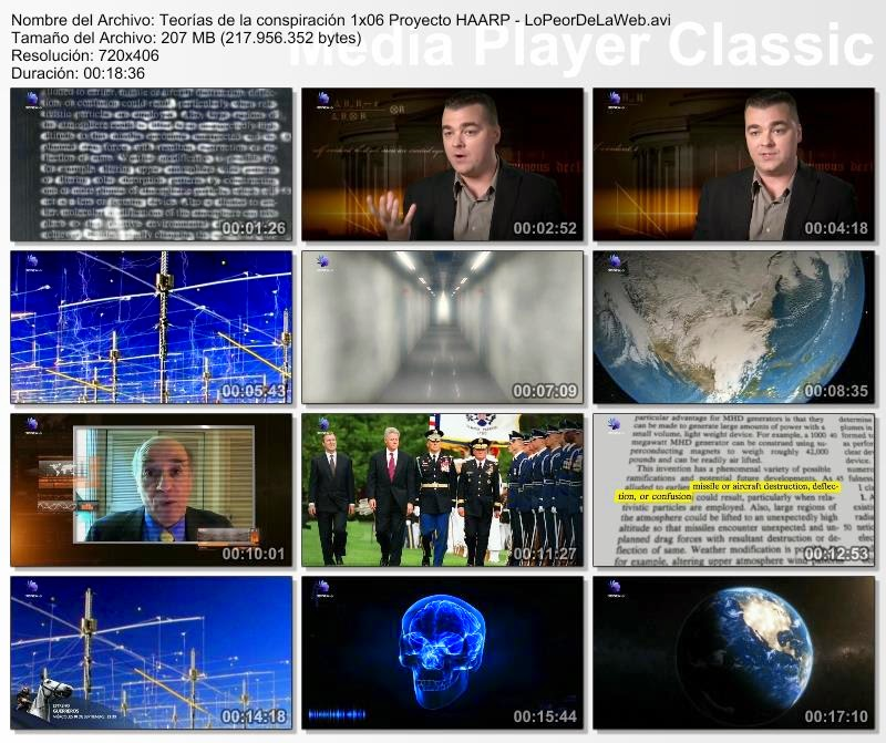 Unsealed Conspiracy Files Haarp