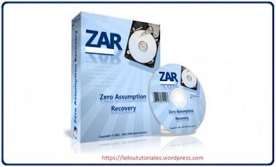 Zero Assumption Recovery v10.0.290 + Crack + Portable [MEGA]