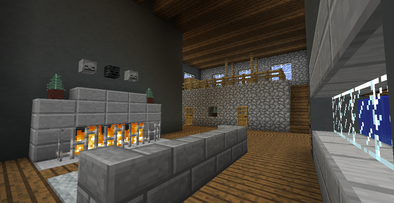 minecraft casa 40