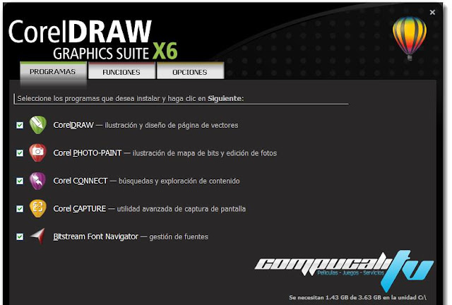 coreldraw graphics suite x6 2012 espanol version 16 4 0 1280