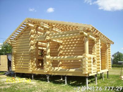Бригада строительство деревянных домов