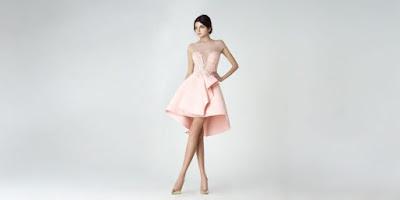 vestidos de coctel para jovenes