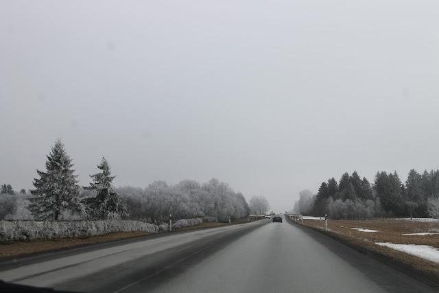 autolla virossa, Tallinna-Narva