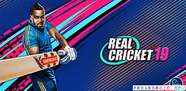 تحميل افضل لعبة كريكيت Real Cricket™ 19