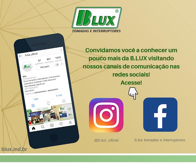 Redes Sociais - B.Lux
