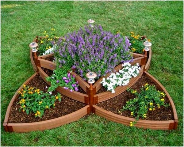 Home Garden Into A Paradise Design Ideas