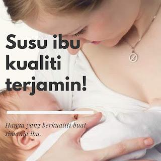 5 Kebaikan Penyusuan Susu Ibu Kepada Bayi Comel Anda.