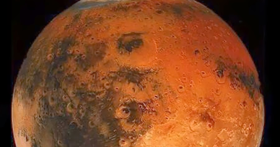 Ca Se Passe La Haut Mars Planete Irradiee