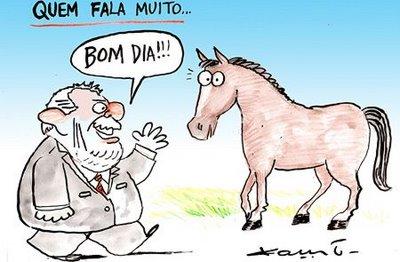 Lula, o político, envelheceu mais rápido que o homem