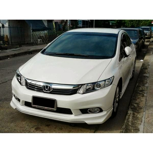 Body Kit Honda Civic Mugen RS 2012-2014