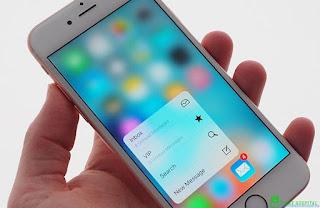 Sửa màn hình iphone 6 bị đơ