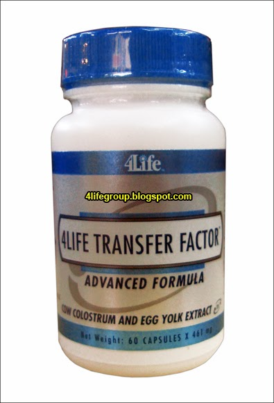 foto 4Life TF Advanced Formula (Bungkusan Lama)