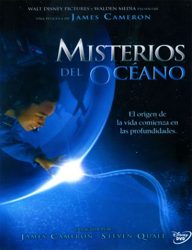 Ver Misterios del océano (Aliens of the Deep) (2005) Online