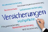 مهم عن التامينات في المانيا Versicherung